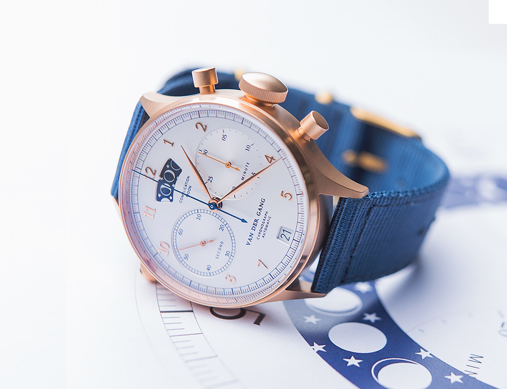 Van der Gang Watches   Nederlandse Horloge Manufactuur