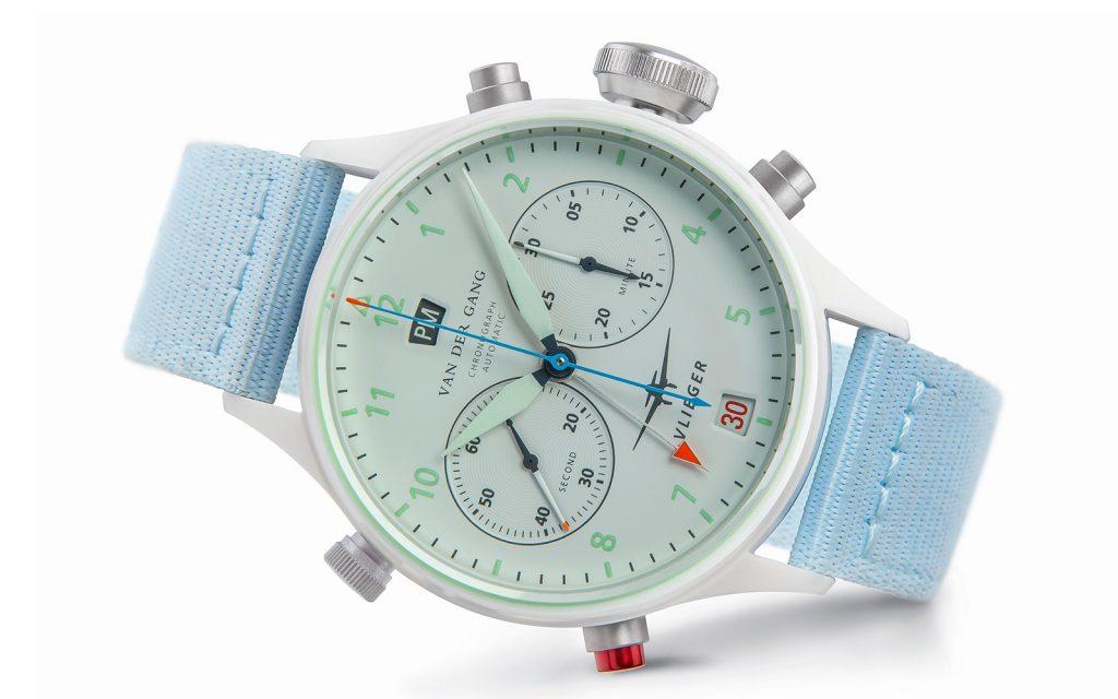 Van der gang watches nederlandse horloge manufactuur - Deco van de gang ...