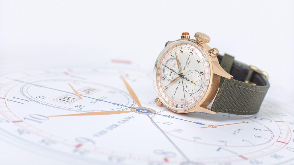 Cordura horlogebanden